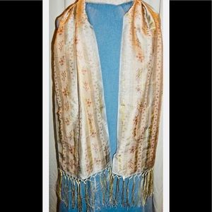 NWT beautiful Ralph Lauren Collection Silk Scarf